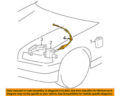 Surprising Gm Oem Cruise Control Cable 15734164 27 68 Picclick Wiring Cloud Staixuggs Outletorg