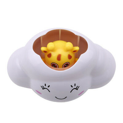 Baby Play Water Bath Toys Rain Clouds Deer Piggy Bath Time Toy LH