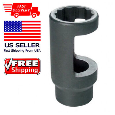 "Diesel Injector Socket//Window 28mm 1//2/""/""D Open Side"