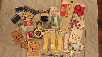 LOT of sewing notions Dritz, Woolco etc.