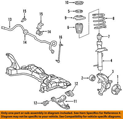 FORD OEM 00 11 Focus Front Stabilizer Sway Bar Mounting front stabilizer bar diagram wiring diagram schematic name