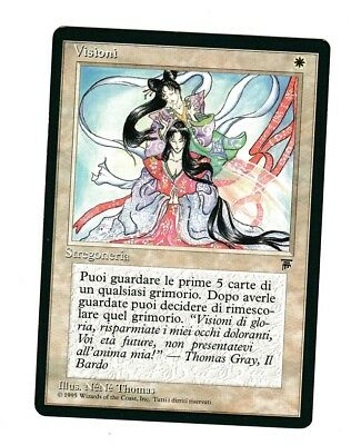 Darkness Italian Legends Lightly Played Magic ¥ Multiple Available ¥