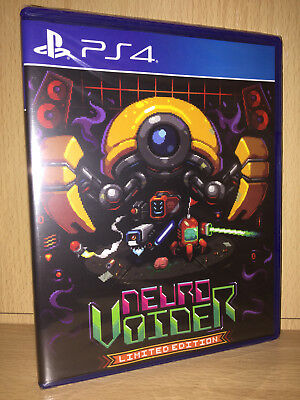 NeuroVoider (PS4) NEW - Limited Run Games #75