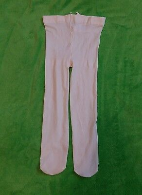 The Children's Place Toddler Girls White Nylon Tights Size 2-3 years