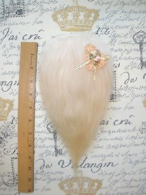 Troll Doll Wig Hair Mohair Replacement for Vintage or New Dam Scandia Wishnik 1