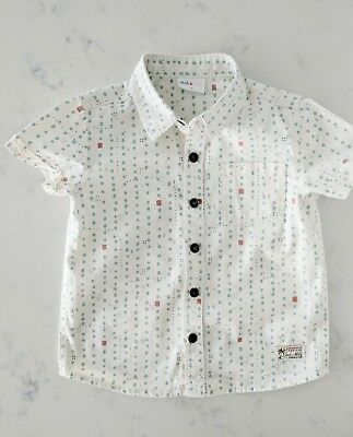 Boys Jack and Milly shirt, size 1