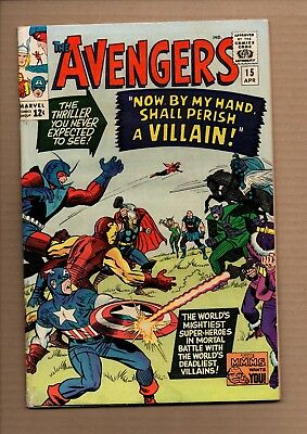 Avengers (1964) #15 - Very Good or better
