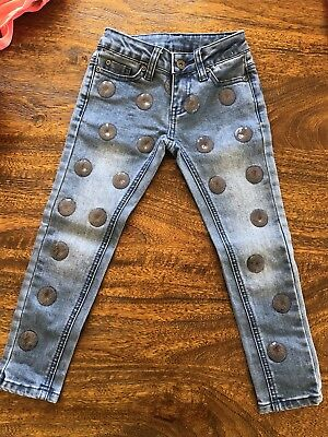 Seed Girls Jeans Size 3-4