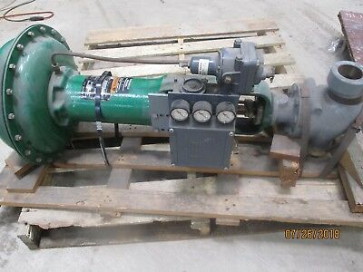 Fisher actuator valve control size 45, type 677