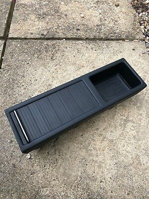 BMW 3 Series E46 Black Sliding Tray