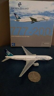 Dragon wings Air New Zealand Beoing 777-200 1:400 Model
