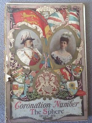 Coronation Number Of The Sphere King Edward Vii