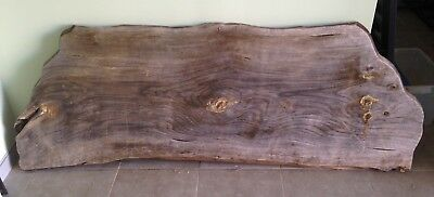 Wood Slab For Table Top Or Bed Head. 2180 x780 mm x 45cm thick