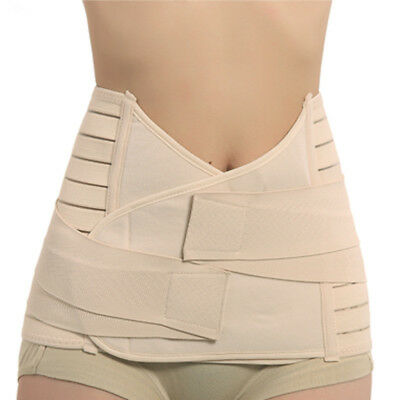 Postpartum Belly Pregnancy Binder Corset Recovery Wrap Tummy Post Belt Girdle