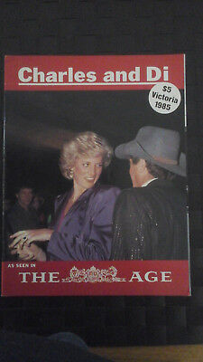 princess Diana and prince Charles  1985 ec for collectors