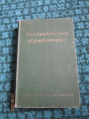 Ruston and Hornsby One Hundred Years of Good Company, Bernard Newman,  Lincoln