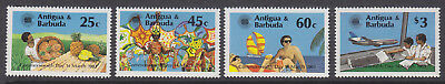 Antigua & Barbuda 1983 Commonwealth Day set MNH