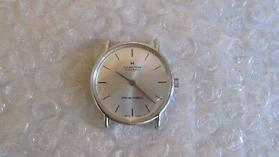 "Vintage ""Hamilton Intra-matic"" Automatic watch for Spares / Repairs."
