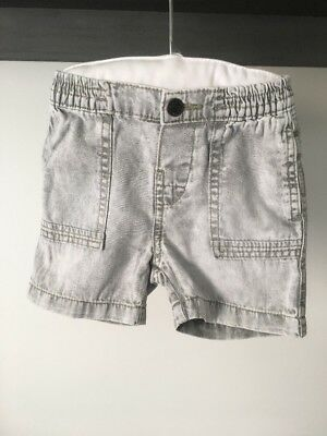 Boys' Clothing (newborn-5t) The Best Zara Baby Boy Shorts 9-12m Brand New Rrp £20