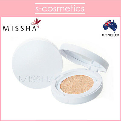 [MISSHA] Magic Cushion 15g Cover Lasting / Moist Up BB Light Natural Beige