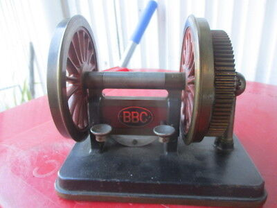 Paperweight////////Vintage Railway Trophy Desk Ornament BBC