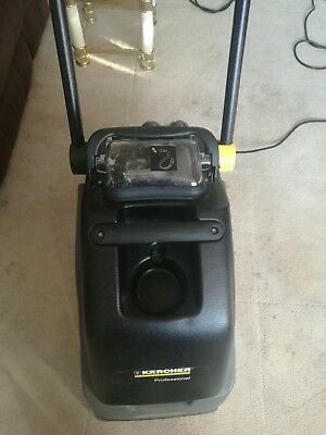 karcher professional carpet cleaner  brc  30/15