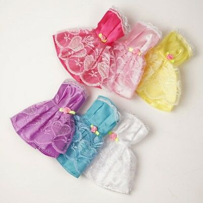 6Color Beautiful Handmade Fashion Clothe Dress For Doll Cute Decor U