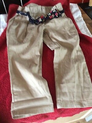 Jasper Conran Girls Trousers. Age 5 years. Excellent condition**SALE***
