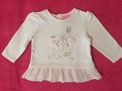 Ted Baker Baby Girls Top Size 3-6 Months