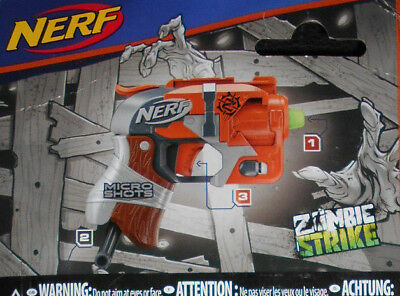 #hot Out !!  Nerf_Hammershot Micro.s Blaster !  -Htf Hot New Release!  _Bthe1St!