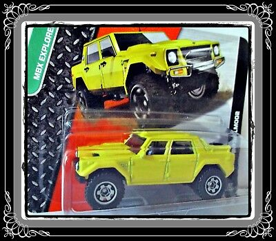 MATCHBOX KEIN HOT WHEELS 1 - * LAMBORGHINI LM002 *