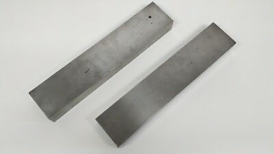 """Taft Peirce parallels [matched pair?] - 2-1/2""""x1-1/4""""x12"""" - made in USA!"""