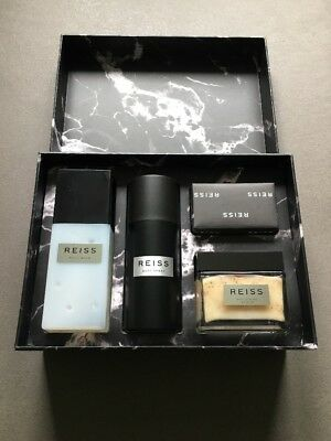 Reiss Bath Collection Gift Set For Men