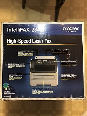 NEW Brother FAX 2840 IntelliFax-2840 High-Speed Laser Machine