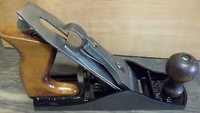 Vintage Original Shelton No. 9  Hand Plane - Made in the USA