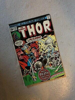 Thor #241 Fn Bronze Age Marvel Comic