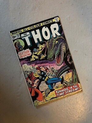 The Mighty Thor #243 Vf- Bronze Age Marvel Comics