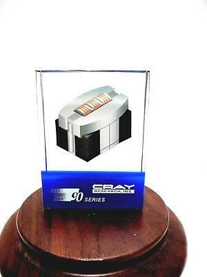Cray Research Supercomputer 90 Series Paperweight - Desk Top Display Computer