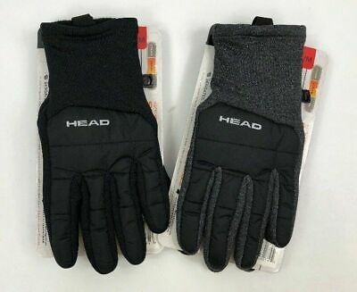 Head Mens Hybrid Text Gloves Touchscreen Select Size & Color