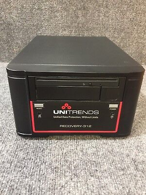 Unitrends Backup Appliances Recovery-312 P/N: RC312