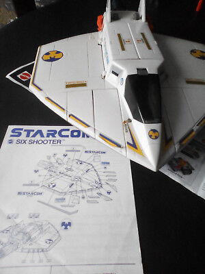 Starcom Six Shooter