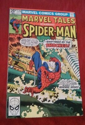 Marvel Tales #129 reprints Amazing Spider-Man #152 Marvel 1981 FN P&P Discounts