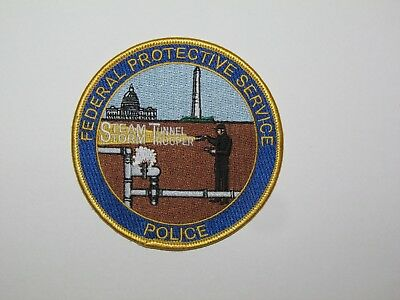 Washington, D.C. US Federal Protective Service FPS Police Stormtrooper Patch OLD