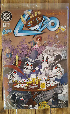 Lobo Special Band 3, Variant Cover - Edition, Dini Verlag 1999
