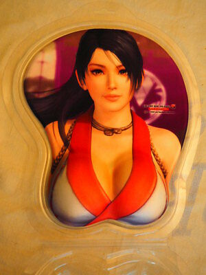 Dead or Alive 5U Momiji 3D Mouse Pad, official Koei Tecmo Games, New, US seller
