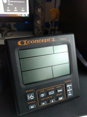 Concept 2 PM2 Rowing Monitor