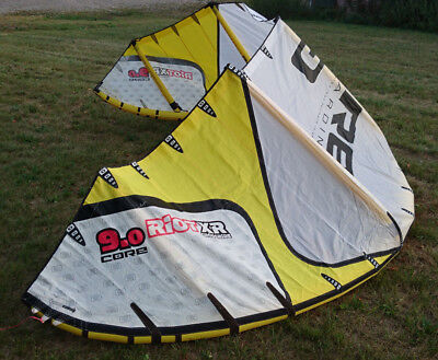 CORE Riot XR 9 qm - Crossride Kite