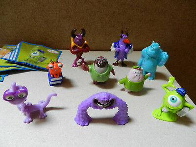 Monsters University, Serie Complete 2013 + 1 Bpz