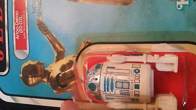 1983 Vintage Star Wars Return of the Jedi R2D2 with card 69420