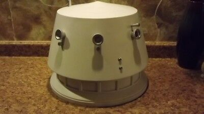 star wars prop R5-D4 Full Size Dome unpainted kit droid